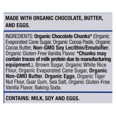 HGR02205888 - Pamela's ProductsCookie - Crispy - Choco Chunk - Case of 6 - 6 oz.