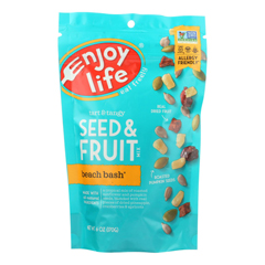 HGR0220798 - Enjoy Life - Seed and Fruit Mix - Not Nuts - Beach Bash - 6 oz.. - case of 6