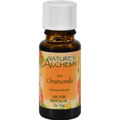 HGR0221473 - Nature's AlchemyEssential Oil - Wild Chamomile - .5 oz