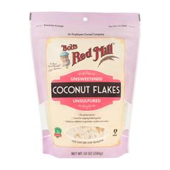 HGR02215150 - Bob's Red MillCoconut Flakes - Case of 4-10 oz.