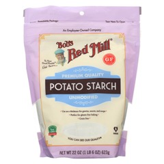 HGR02215218 - Bob's Red MillPotato Starch Gf - Case of 4-22 oz.