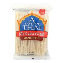 HGR0221622 - Taste of Thai - Rice Noodles - Case of 6 - 16 oz..
