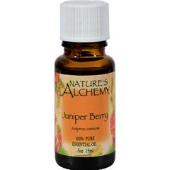 HGR0221721 - Nature's AlchemyEssential Oil - Juniper Berry - .5 oz