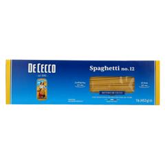 HGR0224048 - De Cecco Pasta - Spaghetti Case of 20 - 16 oz.