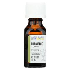 HGR02253755 - Aura CaciaEssential Oil - Turmeric Extract - Case of 1 - .50 fl oz.