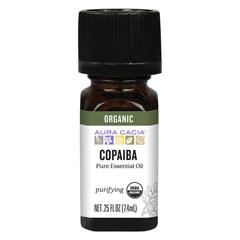 HGR02258069 - Aura CaciaEssential Oil - Copaiba - Case of 1 - .25 fl oz.