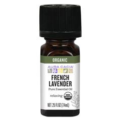 HGR02258077 - Aura CaciaEssential Oil - French Lavender - Case of 1 - .25 fl oz.