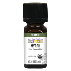HGR02281624 - Aura CaciaEssential Oil - Myrrh - Case of 1 - .25 fl oz.