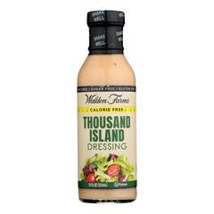 HGR0228239 - Walden Farms - Dressing - Thousand Island - Case of 6 - 12 fl oz.