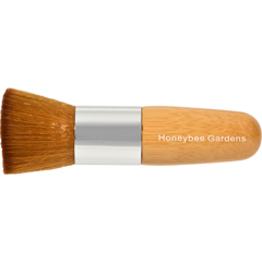 HGR0229658 - Honeybee GardensMini Kabuki Brush Bronzer - 1 Brush