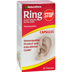 HGR0230771 - Natural Care - Ring Stop - 60 Capsules