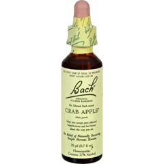 HGR0233551 - BachFlower Remedies Essence Crab Apple - 0.7 fl oz