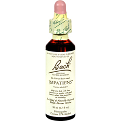 HGR0233668 - BachFlower Remedies Essence Impatiens - 0.7 fl oz