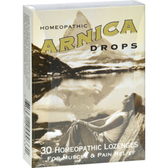 HGR0238980 - Historical RemediesHomeopathic Arnica Drops Repair and Relief Lozenges - Case of 12 - 30 Lozenges