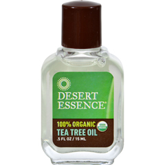 HGR0240291 - Desert Essence - Tea Tree Oil - 0.5 fl oz