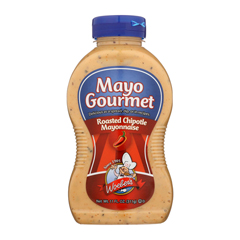 HGR0240358 - Mayo Gourmet - Roasted Chipotle Mayonnaise - Case of 6 - 11 oz..