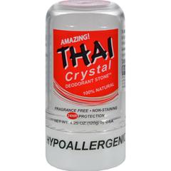 HGR0241463 - Thai Deodorant StoneCrystal Deodorant Stone - 4.25 oz