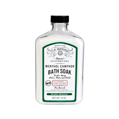 HGR0244269 - J.R. WatkinsMenthol Camphor Bath Soak - 14 oz