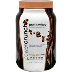 HGR0247585 - Proto WheyProtein Powder - Double Chocolate - 2 lbs