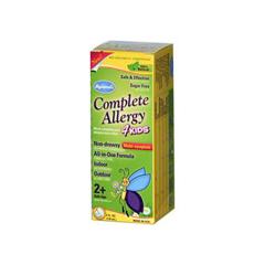HGR0247833 - Hyland'sComplete Allergy 4 Kids - 4 fl oz