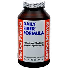 HGR0251603 - Yerba Prima - Daily Fiber Formula - 12 oz