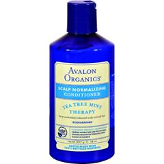 HGR0253310 - Avalon - Organics Treatment Conditioner Tea Tree Mint - 14 fl oz