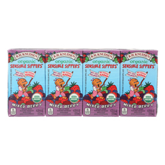 HGR0253815 - R.W. Knudsen - Sensible Sippers - Organic Berry - Case of 5 - 4.23 Fl oz..