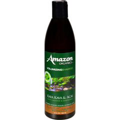 HGR0254078 - Mill CreekAmazon Organics Volumizing Shampoo Lavender and Lemongrass - 12 fl oz