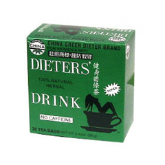 HGR0257063 - Uncle Lee's TeaDieters Tea for Weight Loss - 12 Bag