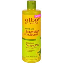 HGR0258194 - Alba BotanicaHawaiian Hair Conditioner Honeydew - 12 fl oz