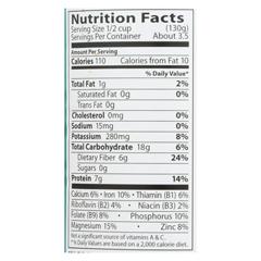 HGR0260604 - Eden Foods - Organic Black Beans - Case of 12 - 15 oz.