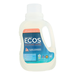 HGR0261768 - Earth Friendly - 2X Ultra Laundry Detergent - Magnolia and Lily - Case of 8 - 50 FL oz..