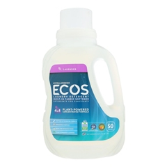 HGR0261982 - Earth Friendly Products - 2X Ultra Laundry Detergent - Lavender - Case of 8 - 50 FL oz..