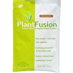 HGR0263384 - PlantfusionChocolate Packets - Case of 12 - 30 Grams