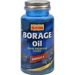 HGR0263723 - Health From The SunHealth From the Sun Borage Oil 300 - 1300 mg - 30 Softgels