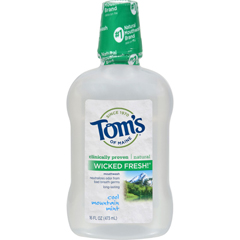 HGR0264606 - Tom's of MaineCool Mountain Mint Mouthwash - 16 oz