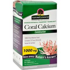 HGR0266114 - Nature's AnswerCoral Calcium Choice - 90 Capsules