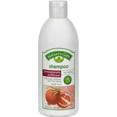 HGR0267484 - Nature's GateShampoo Pomegranate Sunflower - 18 fl oz