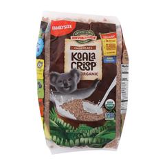 HGR0267823 - Nature's Path - Envirokidz Organic Koala Crisp - Chocolate Cereal - Case of 6 - 25.6 oz..