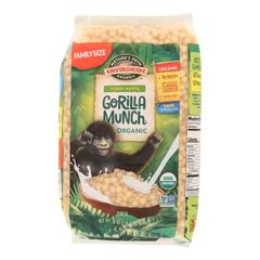 HGR0268136 - Nature's Path - Envirokidz Corn Puff - Gorilla Munch - Case of 6 - 23 oz..