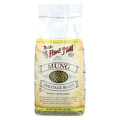 HGR0268748 - Bob's Red MillMung Beans - 27 oz. - Case of 4