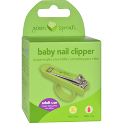 HGR0270272 - Green SproutsNail Clippers