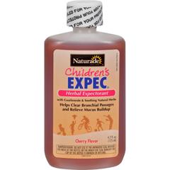 HGR0275263 - Naturade - Expectorant Childrens Cough Syrup - 4.2 oz