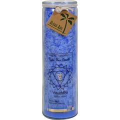 HGR0278325 - Aloha BayChakra Candle Jar, Positive Energy (Visuddha) - 16 oz.