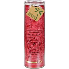HGR0278374 - Aloha BayChakra Candle Jar, Money (Muladhar) - 16 oz.