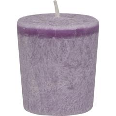 HGR0279356 - Aloha Bay - Votive Eco Palm Wax Candle - Lavender Hills - Case of 12 - 2 oz