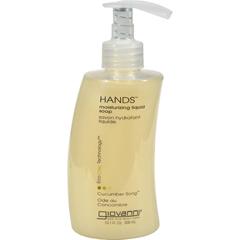 HGR0279752 - Giovanni Hair Care ProductsGiovanni Hands Liquid Soap Cucumber Song - 10 fl oz