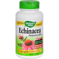 HGR0280701 - Nature's WayEchinacea Purpurea Herb - 180 Capsules