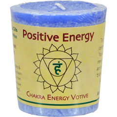 HGR0284778 - Aloha Bay - Chakra Votive Candle - Positive Energy - Case of 12 - 2 oz