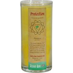 HGR0285064 - Aloha BayChakra Candle Jar Protection - 11 oz